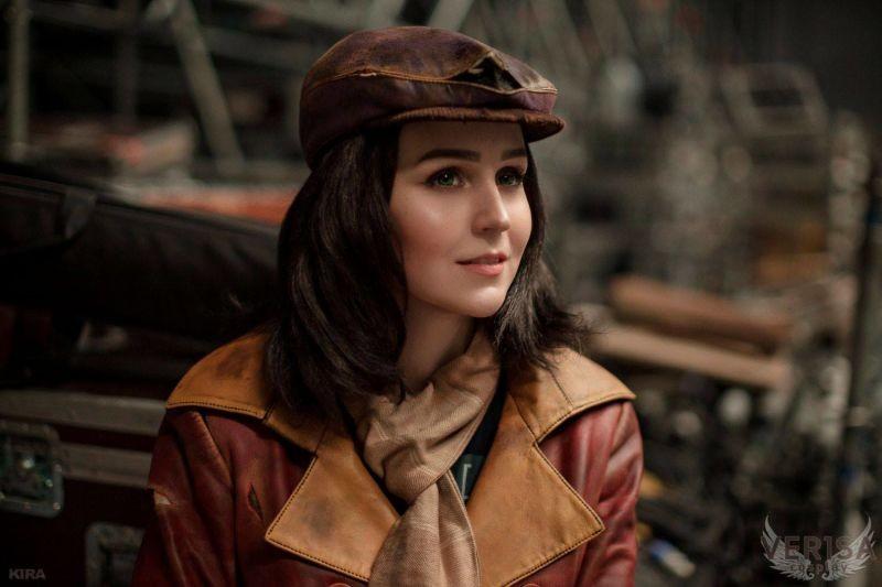cosplay Piper de Fallout 4 (3)