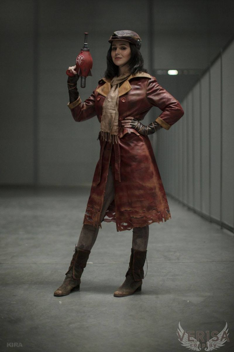 cosplay Piper de Fallout 4 (4)
