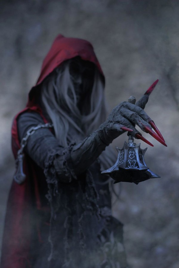 cosplay de Bloodborne (PS4) 5