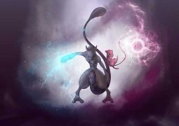 cosplay de Mewtwo en Pokémon