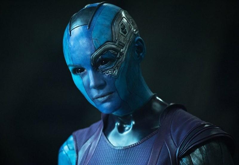 La transformación de AmberSkies en Nébula   #MarvelBecoming