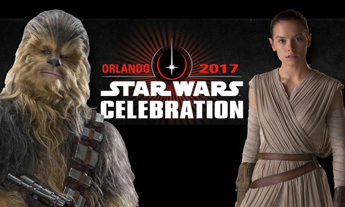 Star Wars Celebration 2017 (Orlando)