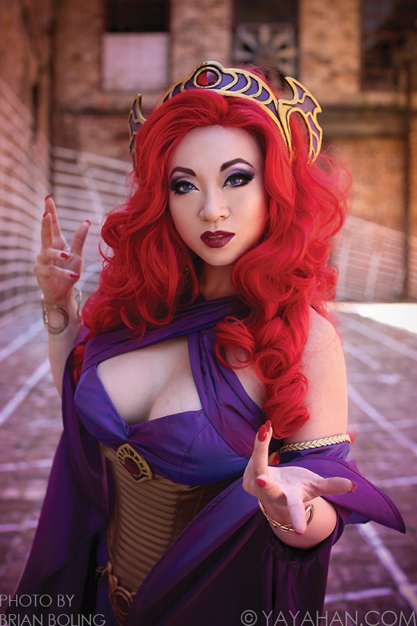 cosplay medusa marvel (3)