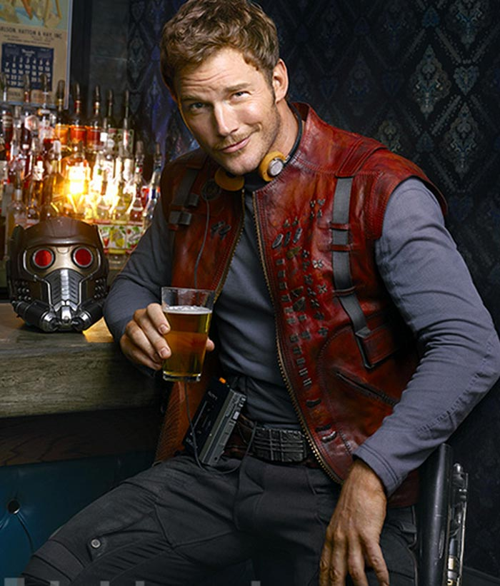 'Guardianes de la Galaxia Vol. 2': Fascinante cosplay de Star-Lord