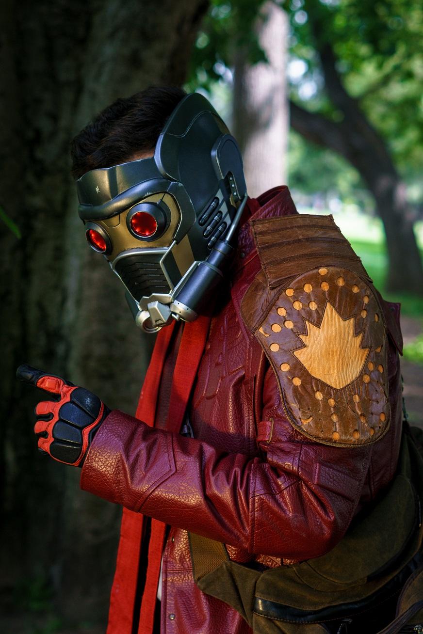 'Guardianes de la Galaxia Vol. 2': Fascinante cosplay de Star-Lord