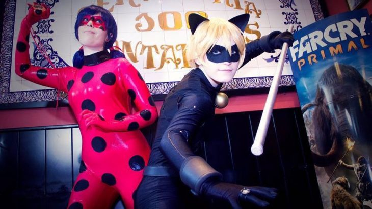 Madrid celebró el Día del Orgullo Friki con una quedada cosplay