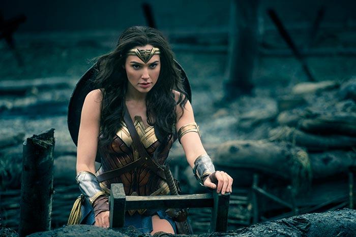 Asombroso cosplay de la Wonder Woman de Gal Gadot