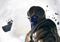 Cosplay de Thanos ('Vengadores: Infinity War')