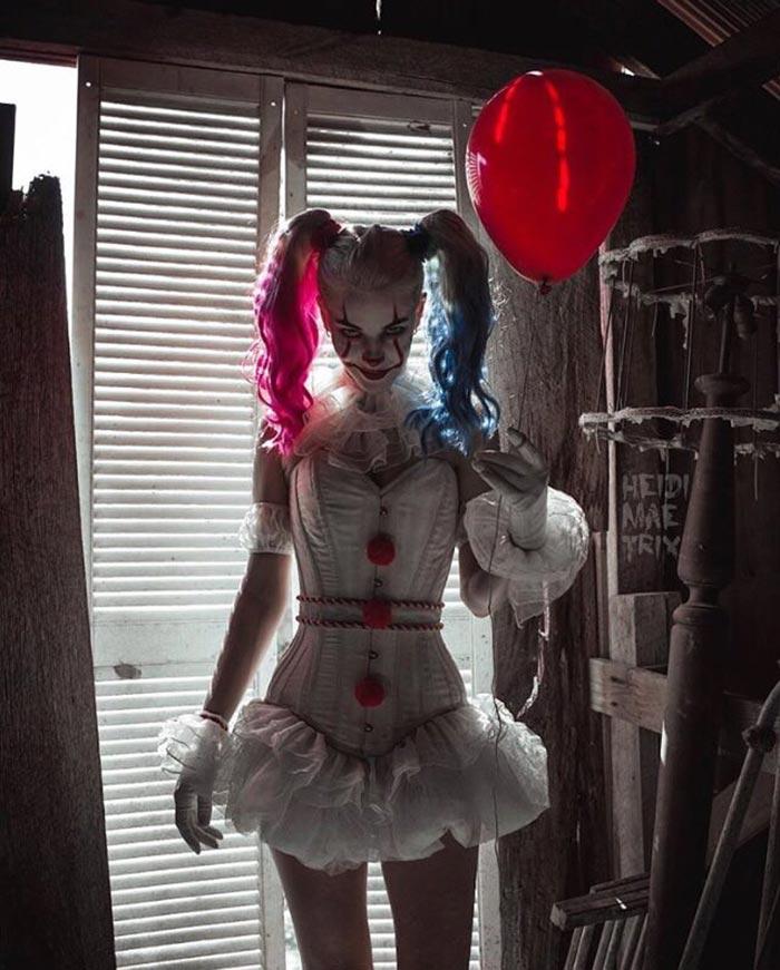 Harley Quinn versión IT (2017)