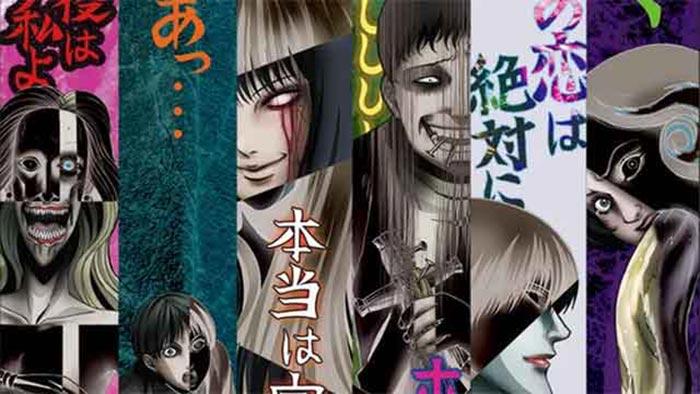 El anime Junji Ito Collection