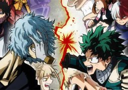 La temporada 3 de My Hero Academia