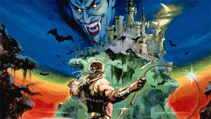 Konami lanzará un nuevo videojuego de 'Castlevania'