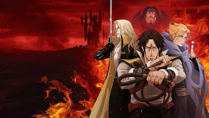 La temporada 2 de 'Castlevania' en Netflix se estrenará este año