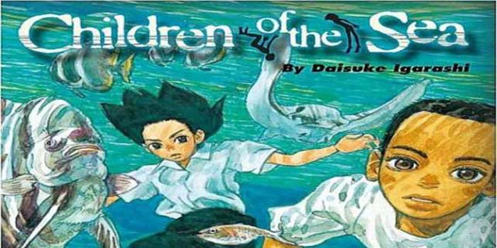 Habrá una película de anime de 'Children of the Sea'