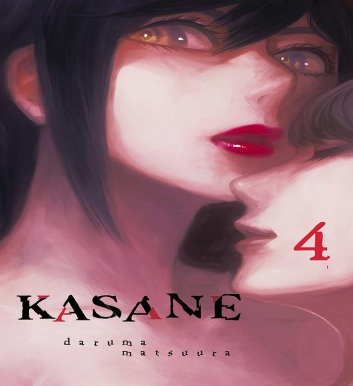 El manga de Kasane