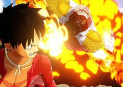 El tráiler de One Piece: World Seeker