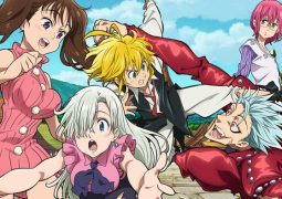 'The Seven Deadly Sins' anuncia su final oficial